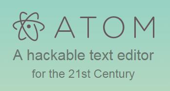 Atom, éditeur de texte
