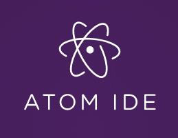 Logo d'Atom-IDE