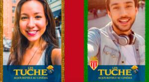 """Promotion sortie du film """"Les Tuche 3"""" filtre sponsorisé cadre officiel présidentiel"""