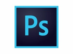 Logo Photoshop outil webdesigner digital