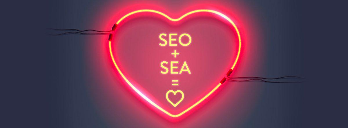 SEO + SEA