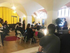 Google conférence sales masters avril 2018 yateo
