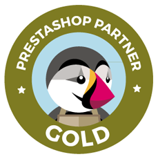 prestashop gold partner
