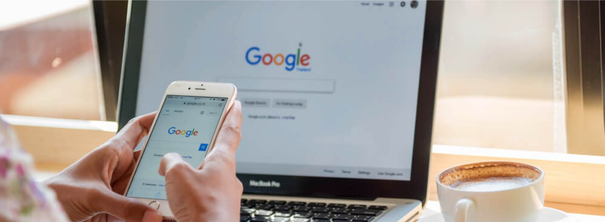 google search console categorie produit