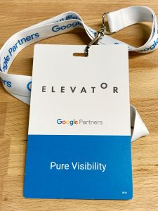 Pass Google Elevator