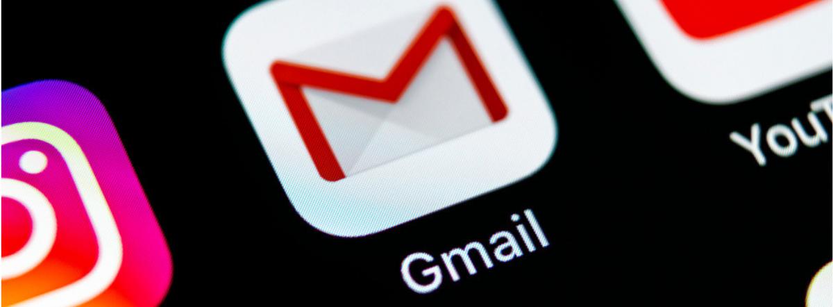 e-mail dynamique g-mail