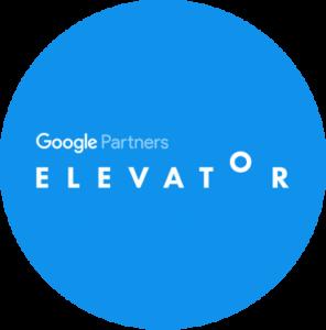Logo Google Partners Elevator