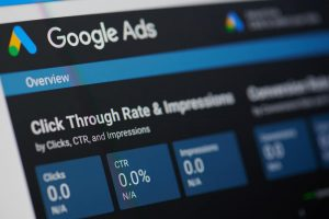 interface google ads