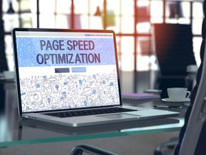 Optimisation de la vitesse page web