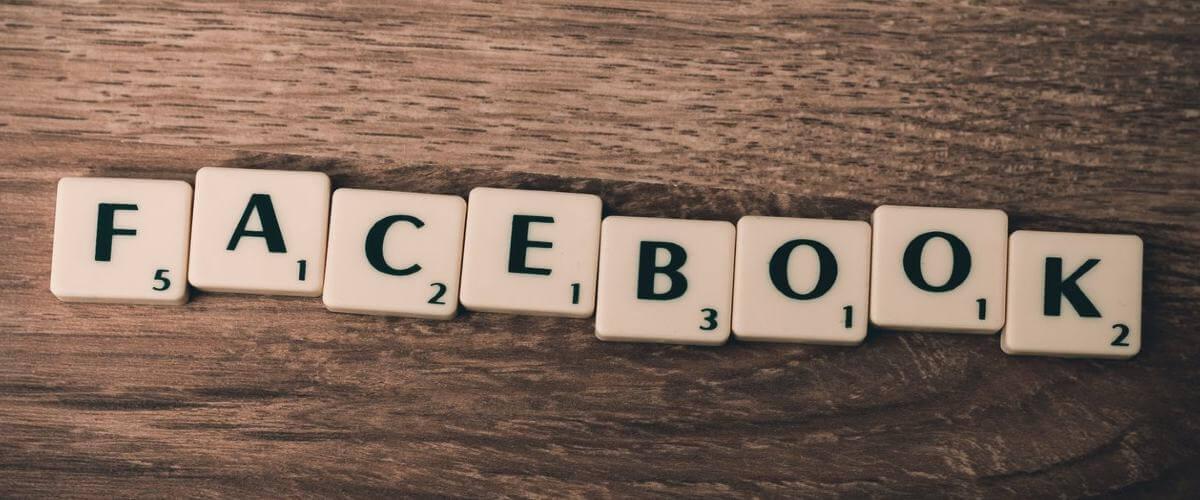 20 % texte images publicitaires facebook