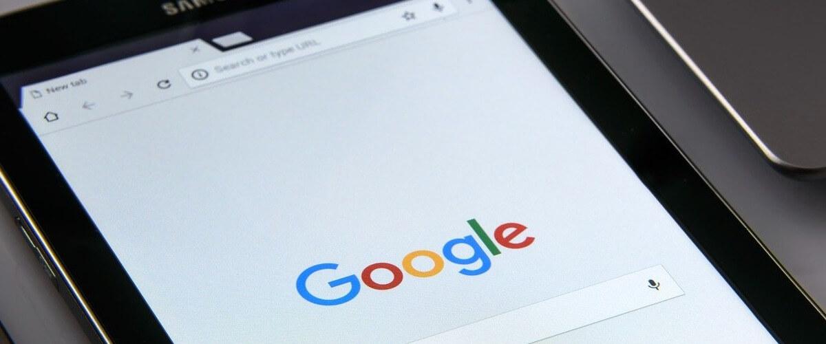 nouveau rapport statistique Google Search Console