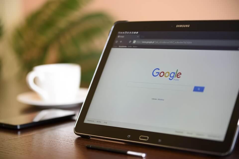 recommandations google