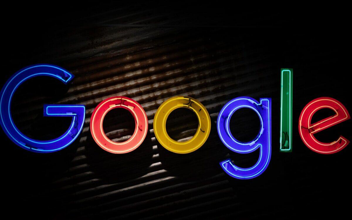 Mise à jour Google