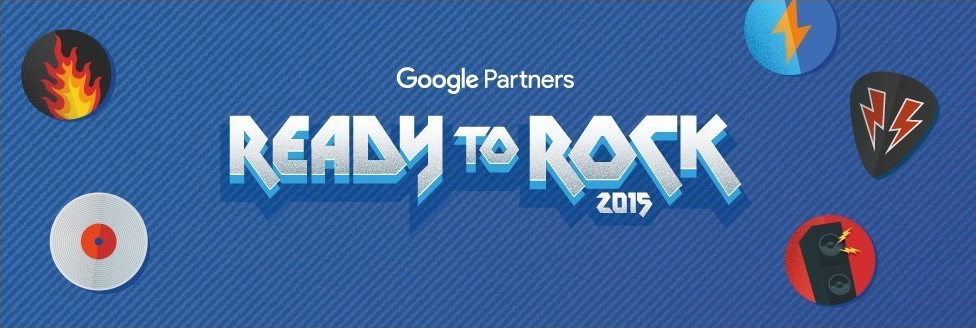 Google partners Ready to Rock 2015